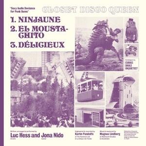 Closet Disco Queen - Sexy Audio Deviance For Punk Bums
