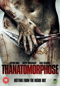halloween - thanatomorphose-dvd